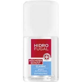 Hidrofugal Deo Spray Classic Höchster Schutz