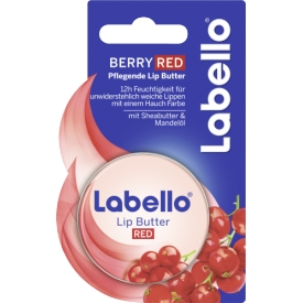 Labello Lip Butter Berry Red