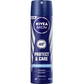 Nivea Deo Spray Protect & Care for Men