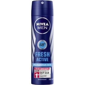 Nivea Deo Spray Spray Fresh Active for men