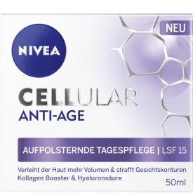 Nivea Tagespflege Cellular Anti-Age Aufpolsternd  LSF15