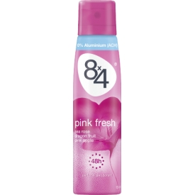 8x4 Deo Spray Pink Fresh