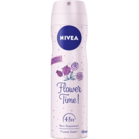 Nivea Deospray Flower Time
