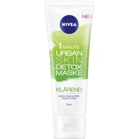 Nivea 1-Minute Urban Detox Maske