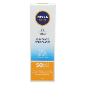 Nivea Sun Face Cream 50ml 0% Sticky Effect SPF50