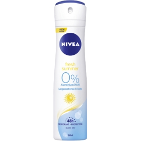 Nivea Deospray Fresh Summer