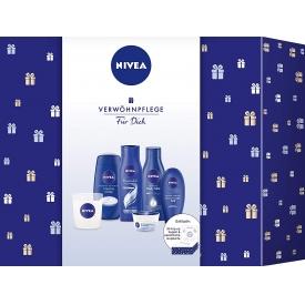 Nivea NIVEA Original Duft Geschenkset, Pflegeset für Frauen