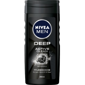 Nivea Duschgel Deep Active Clean