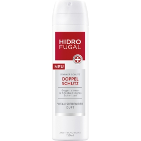 Hidrofugal Deo Spray Antitranspirant Doppelschutz
