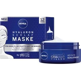 Nivea Schlafmaske Hyaluron Cellular Filler