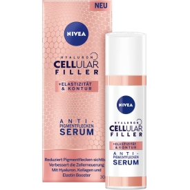 Nivea Serum CELLular Elastizität & Kontur Anti-Altersflecken