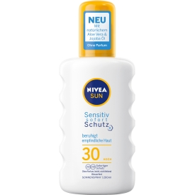 NIVEA SUN Spray Senistive LSF30