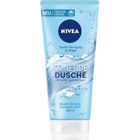 Nivea Tonerde Duschgel Blaue Agave & Lavendel