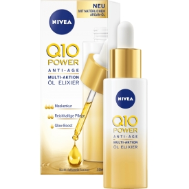 Nivea Gesichtsöl Q10 POWER Multi-Aktion öl-Elixier