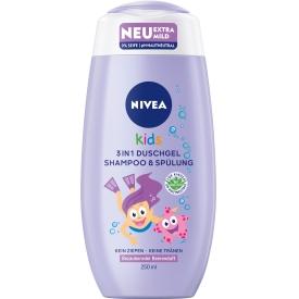 Nivea Kids 3 in 1 Duschgel & Shampoo Beerenduft