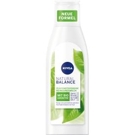Nivea Reinigungsmilch Natural Balance