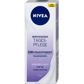 Nivea beruhigende Tagespflege sensible Haut