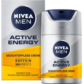 Nivea Men Active Energy Gesichtpflege Creme