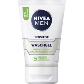 Nivea Men Sensitive Waschgel