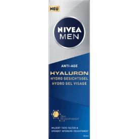 Nivea Men Anti-Age Hyaluron Sofort-Effekt Hydro Gel