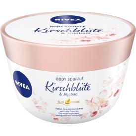 Nivea Body Souffle Kirschblüte
