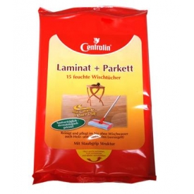 Centralin Laminat + Parkett Feuchttücher