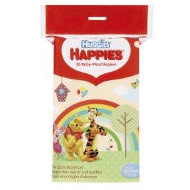 Huggies Happies Waschlappen