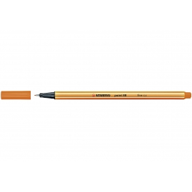 Stabilo Fineliner point 88 orange