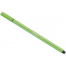 Stabilo Fasermaler Pen 68 blattgrün