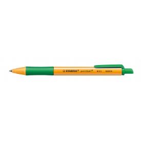 Stabilo Kugelschreiber pointball grün