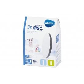 Brita Wasserfilter Micro Disc 3er Pack