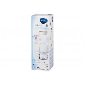 Brita Filterkaraffe Fill & Serve 1,3 l white-graphit