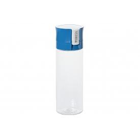 Brita Wasserfilterflasche Fill & Go Vital 0,6 l blau
