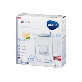 Brita Wasserfilter fill & enjoy Style Maxtra+ 2,4 l aquamarin