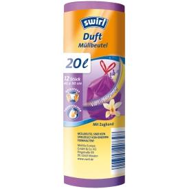 Swirl 20 l Duft Müllbeutel