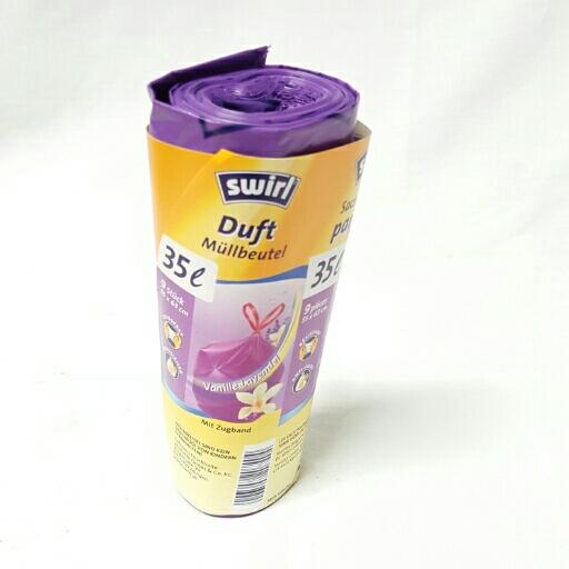 Swirl 35 l Duft Müllbeutel
