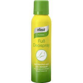 Efasit Fusspflege Classic Fuß Deo Spray