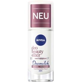 Nivea Deo Roll On Antitranspirant Beauty Elixir Deomilch
