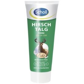 Scholl Fußcreme Hirschtalg Grün Creme