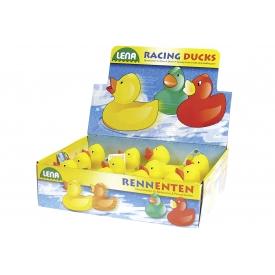 Simm Badetiere Racing Ducks 8cm