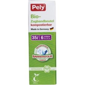Pely Clean Bio Müllbeutel 35l mit Zugband