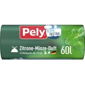 Pely Klimaneutral ZB Beutel Zitrone Minze 60L