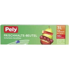 Pely Frischhalte-Beutel