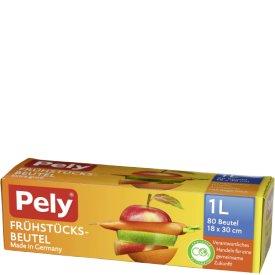 Pely Frühstücks-Beutel 1l