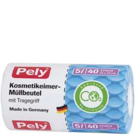 Pely Clean Comfort Mülleimer-Beutel 5 Liter