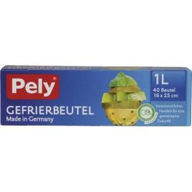 Pely Gefrierbeutel 1 Liter