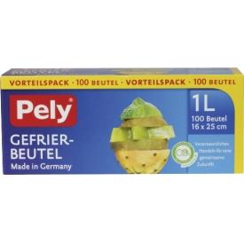 Pely Gefrierbeutel Vorteilspack 1 Liter