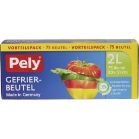 Pely Gefrierbeutel Vorteilspack 2 Liter