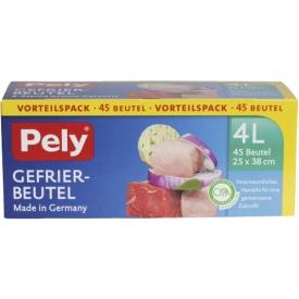 Pely Gefrierbeutel Vorteilspack 4 Liter