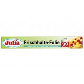 Julia Frischhaltefolie 8  stark 0,3x30m